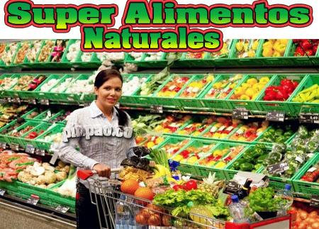 super alimentos naturales