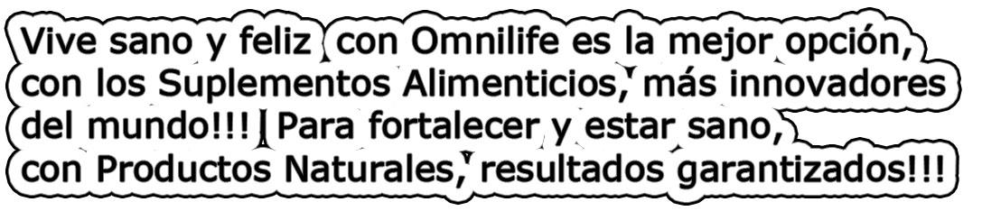 afiliacion Omnilife